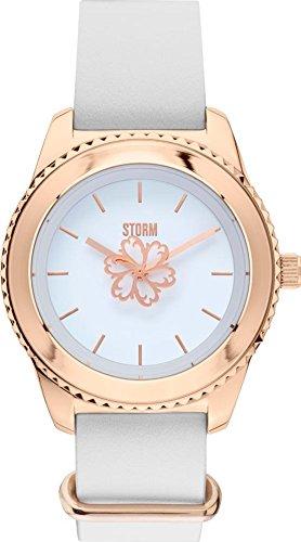 Storm London LEORA 47312/RG Montre Bracelet pour femmes Point Culminant de Design