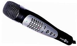 Kortek Magic Mike YK-14 Karoke Mic With 5300 Songs (Hindi-1500) + Song Chip Vol 3 (100 Songs)