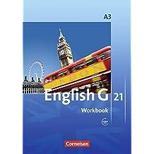 English G 21 - Ausgabe A - Band 3: 7. Schuljahr - Workbook mit Audios online
