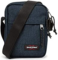 Eastpak The One Bolso bandolera, 21 cm, 2.5 L, Azul (Triple Denim)
