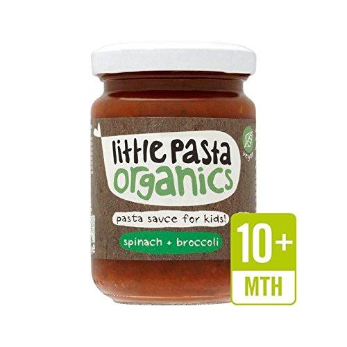Wenig Pasta Organischen Verbindungen Frei Von Brokkoli Und Spinat Pasta-Sauce 130G