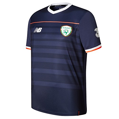 398202b2640 New Balance Men s Offical Fai Merchandise Ireland Elite Training Pre Match  Jersey