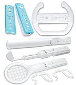 Competition Pro Advanced Sports Pack (Wii)