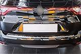 tuning-art L238 Kombi Edelstahl Ladekantenschutz mit Abkantung Fahrzeugspezifisch