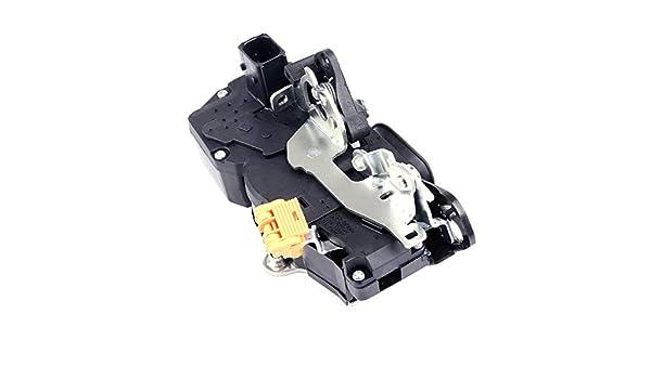 ECCPP Fits for 2005-2009 Chevrolet Equinox 2006-2009 Pontiac Torrent Front Passenger Side Door Lock Latch and Actuator 931-135