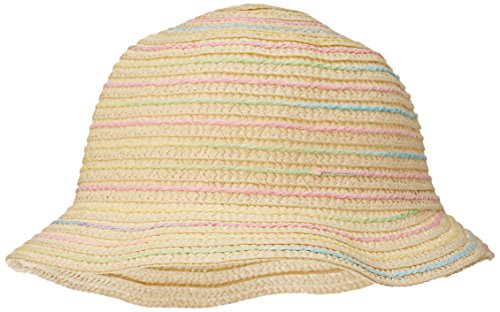 maximo Mädchen Hut Mütze, Mehrfarbig (Wollweiss/Multicolor 3899), 53