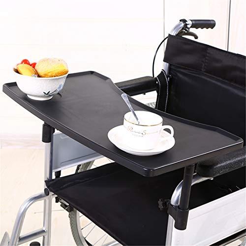 Bbzqly Rollstuhl-Tisch- Tablett, Heimstühle Befestigung Tisch Für ESS- und Schreibhilfe -