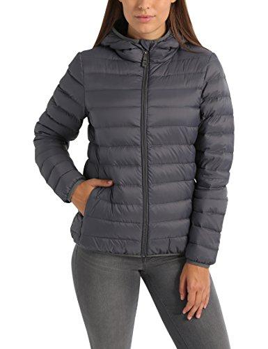Berydale Damen BD904 Jacke, per Pack Grau (Grau Grau), Large (Herstellergröße: L)