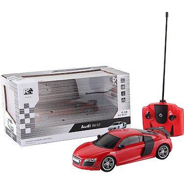 RC Ferngesteuertes Fahrzeug - Audi R8 GT - Rot