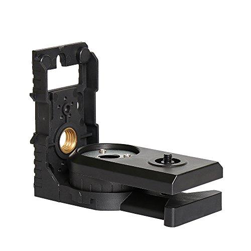 Laser-maßband Bosch (L-Form Laser Level adapter–Magnetisch schwenkbarem Sockel)