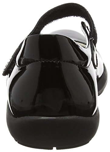 Primigi Pwt 8145, Ballerines Fille Noir (Nero)