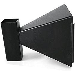 MultiWare Cible De Tir Porte Cible Récepteur 14cm Sans Cible En Papier