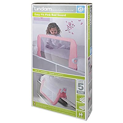 Lindam Easy Fit Bed Guard produced by Lindam - quick delivery from UK.