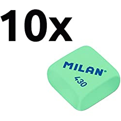 10 gomas de borrar MILAN 430