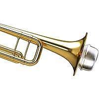 Dämpfer für Trompete, für Auspuff-, Schwarz