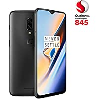 OnePlus 6T (8GB+128GB) Smartphone Midnight Black