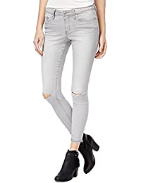 Deanna Wash American Rag Jeans High Rise Flare at The Bottom Womens Junior