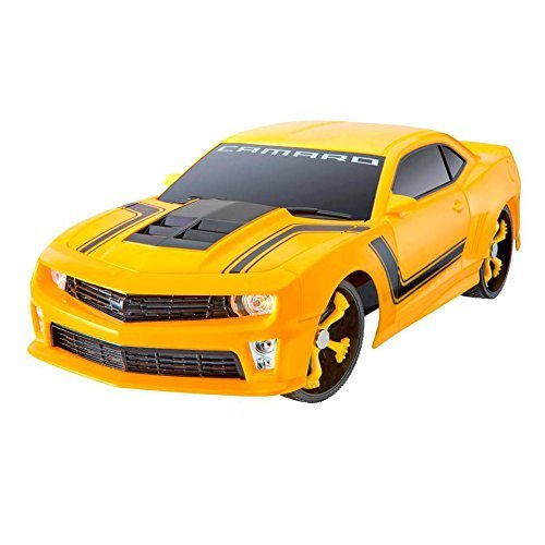 radioshack-115-scale-remote-control-camaro-metallic-yellow-by-radioshack