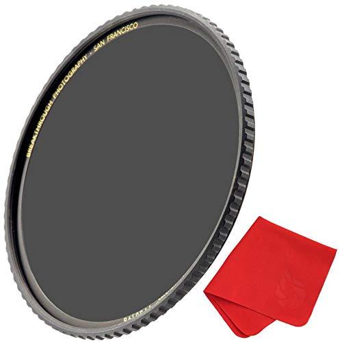 Preisvergleich Produktbild 46 mm x4 ND 6-stop,  MRC16,  Schott ¬ B270,  NanoTec ¬,  Ultra weather-sealed,  25 Jahre Unterstützung,  Objektiv Reinigungstuch im lieferumfang enthalten.
