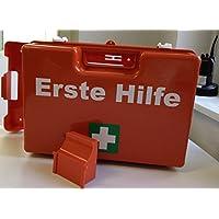 Erste Hilfe Koffer inkl. Verbandbuch, Splintschiene und Erste Hilfe Klebefolie preisvergleich bei billige-tabletten.eu