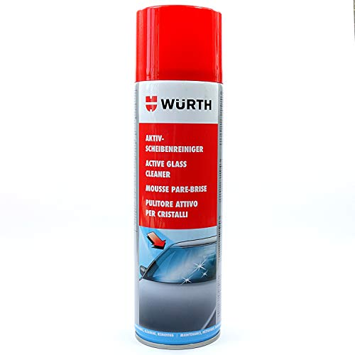 Würth Aktiv-Scheibenreiniger Aktiv-Schaum Glas-Reiniger Schaum-Reiniger 089025