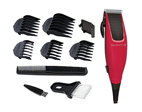 Remington HC5018 Apprentice Hair Clipper - Red