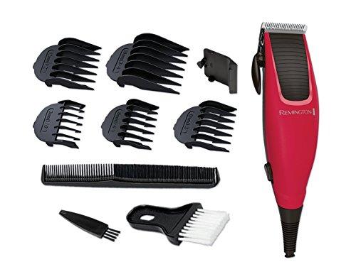 Remington HC5018 Apprentice Hair Clipper - Red