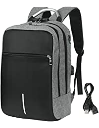 4faddbedbe Vbiger Men Women Backpack Casual Shoulder Bag Large-capacity Daypack  Anti-theft Laptop Backpack