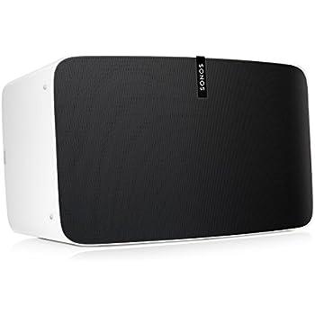 Sonos PLAY:5 WLAN-Speaker für Musikstreaming (Weiß)