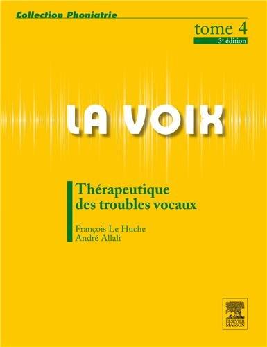 La voix, tome 4