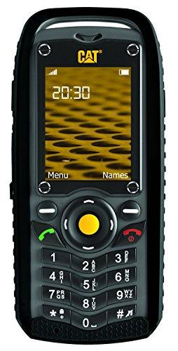 Caterpillar Cat 218970 Smartphone B25 Dual SIM, schwarz