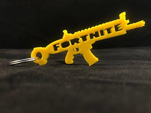 Gewehr-Schlüsselanhänger, inspiriert von Xbox, Playstation und PC, von SCAR Legendary -