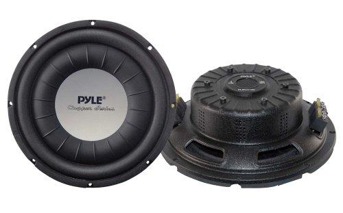 Pyle PLWCH10D 25,4cm 1000W Ultra Slim DVC Subwoofer 1000w Dvc Subwoofer