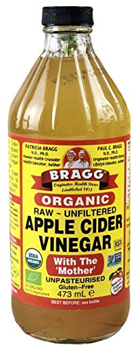 Braggs Apple Cider Vinegar 473 ml Bio-Apfelessig