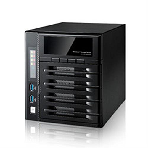 Origin Storage  W4000/16TBNLSA Thecus Near Line NAS-System 16TB (4-Bay, SATA HDD)   5055146642107