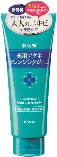 Kracie Muscle Habit Acne Cleansing Gel - 150g