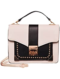 Amit Bags Beautiful PU Handbag For Girls /women's - B078B4WHDF