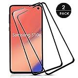 Pufee Verre Trempé pour Samsung Galaxy S10e [2-Pack] Protection écran pour Samsung...