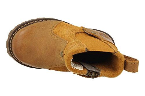 Timberland Unisex-Kinder Asphalt Trail Chelsea Boots Beige