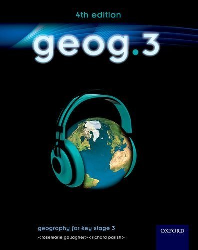 Geog.3: Student Book by RoseMarie Gallagher (2015-06-18)