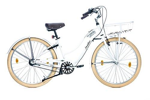 tretwerk DIREKT gute Räder Sturdy Damen-Beachcruiser 26 Zoll, Damen-Fahrrad 3 Gang Nabenschaltung