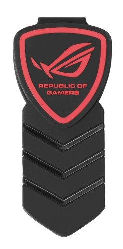 Asus ROG Orion PRO Gaming Headset (50mm Neodym-Magnet-Treiber, versenkbares Mikrofon, USB Virtual 7.1) - 5