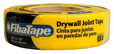 ST GOBAIN ADFORS AMERICA INC - Yellow Fiberglass Mesh Joint Tape 1-7/8-Inch x 300-Ft. (Von U-joint Hardware)