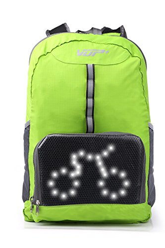 vup-plus-foldable-cycling-backpack-led-signal-light-wireless-remote-controlled-interlligent-3d-senso