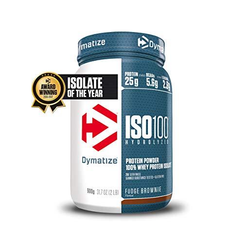 Dymatize Iso 100 Fudge Brownie - 900 gr
