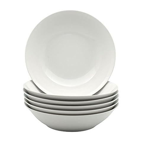 White Large Pasta Salad Bowls - 253mm (10