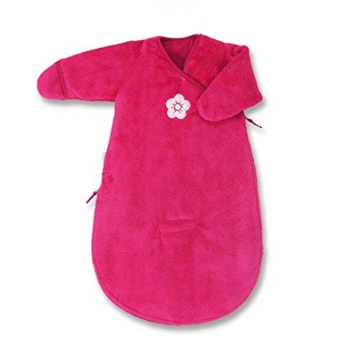 Bemini by Baby Boum 141AKIMS53 Schlafsack 0-3 m Softy Akimi 53 fuschia