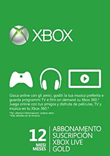 MICROSOFT XBOX 360 LIVE 12 MONTH GOLD CARD 52M00098 (B004C04XGQ) | Amazon price tracker / tracking, Amazon price history charts, Amazon price watches, Amazon price drop alerts