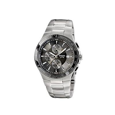 Boccia B3773-01 - Reloj de caballero de cuarzo, correa de titanio color plata de Boccia