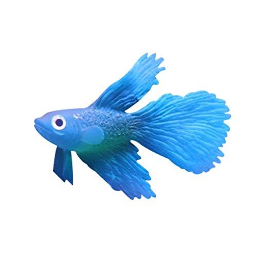 Provide The Best Simulation Goldfish Aquarium-Dekorationen für Fish Tank Multicolor -